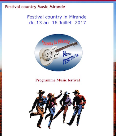 In Mirande visit the festival of country music.