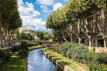 Canal du Midi, Affordable South Of France