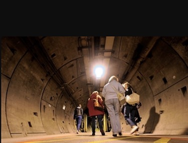 Discover hidden tunnels and more