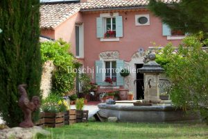 8 Bedroom Mas For Sale Vaucluse, Vaison-la-Romaine, France
