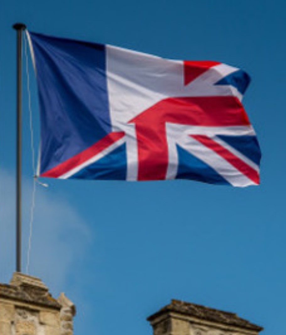 British buy French Property
