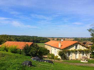 Charente Stone Property in France