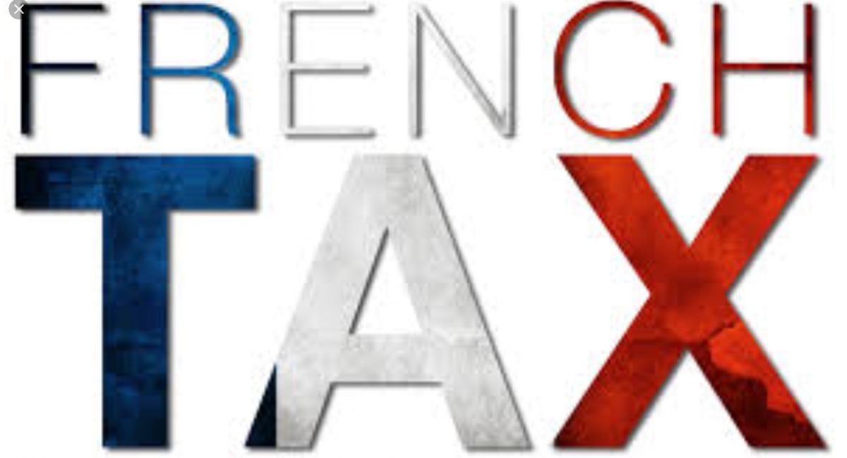 Completing French tax forms