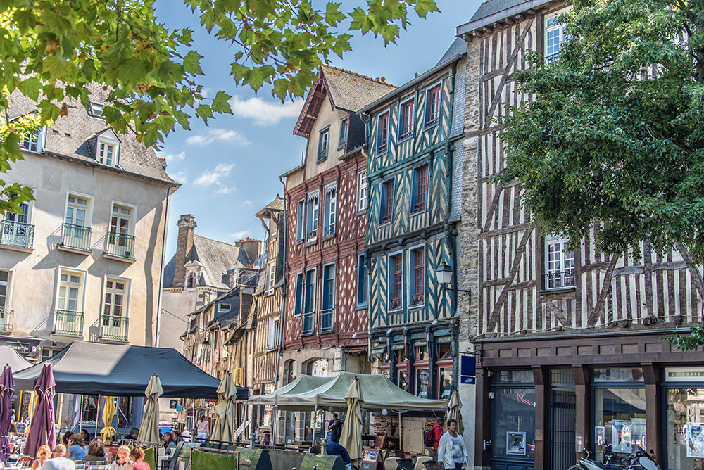 Living and Owning Property In France