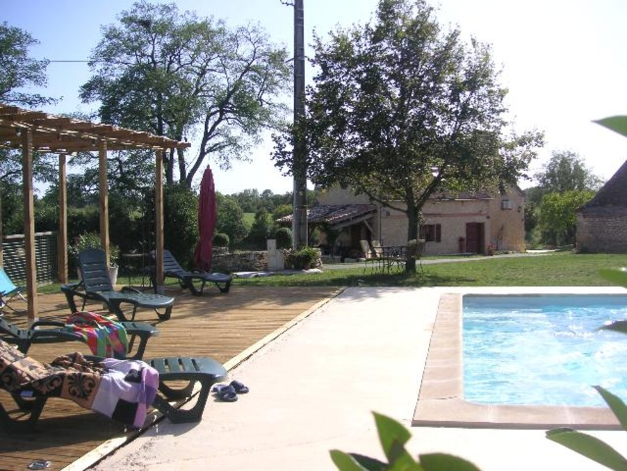 Property sale france 4 bedroom stone house for sale lot et for French countryside real estate